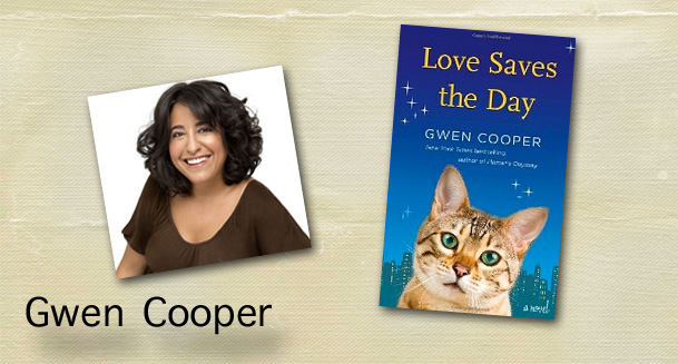 gwen-cooper-new-book-love-saves-the-day