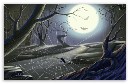 spider_web_full_moon_hallowmas_halloween-t2