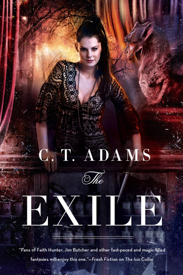 The Exile cover image-2