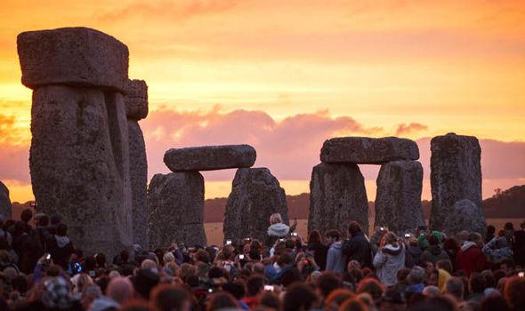 Stonehenge-586446