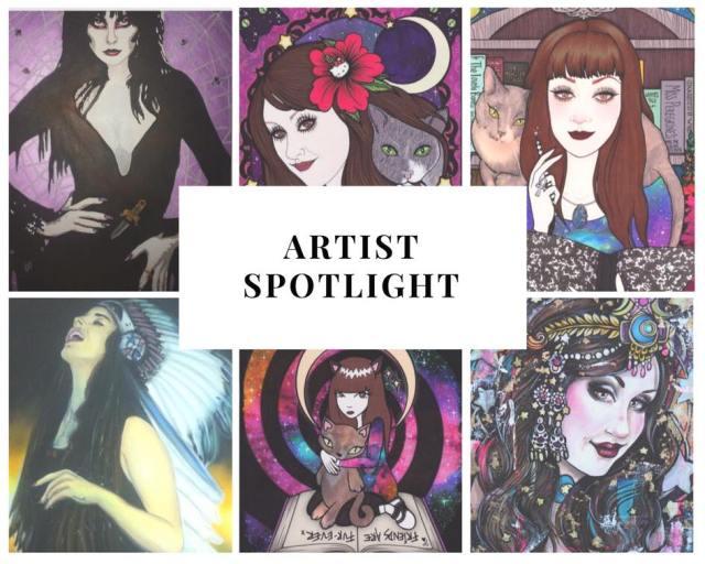 ArtistSpotlight