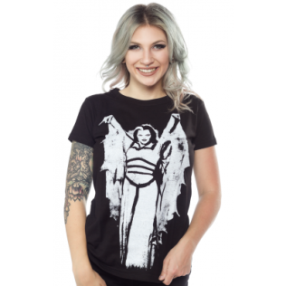 unisex Lily Munster tee