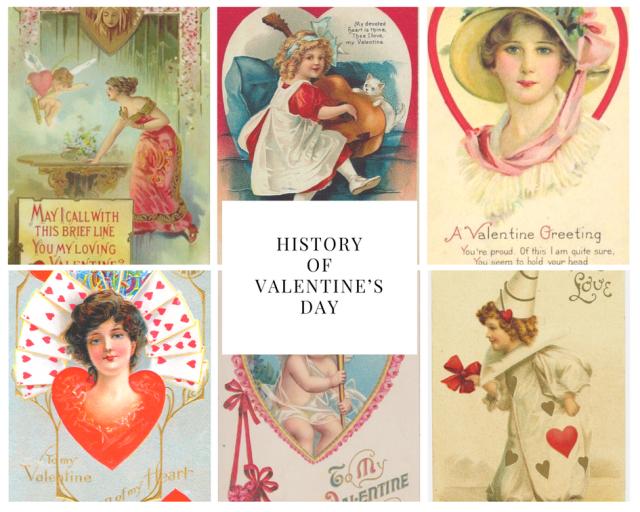ValentineHistory
