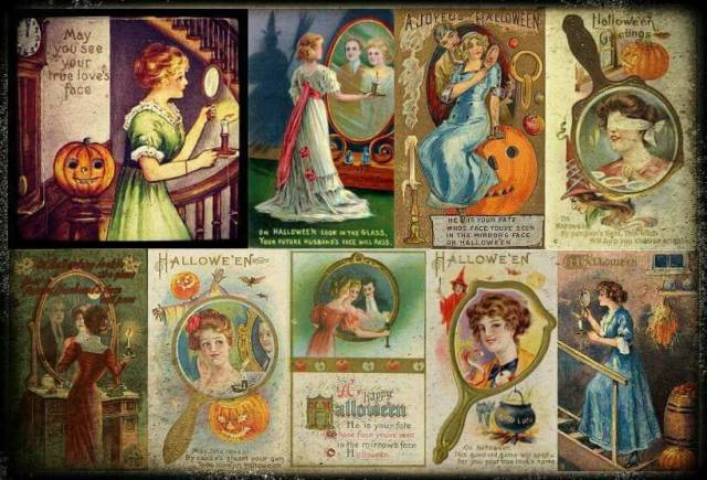 halloween divinations